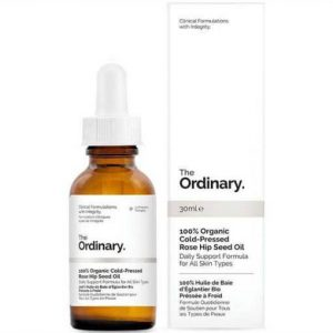 The Ordinary 100% Organic Cold Pressed Rose Hip Seed Oil