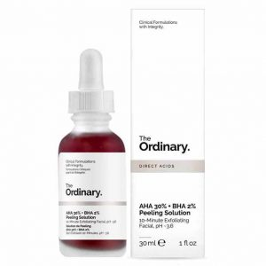 The Ordinary AHA 30% BHA 2% Peeling Solution