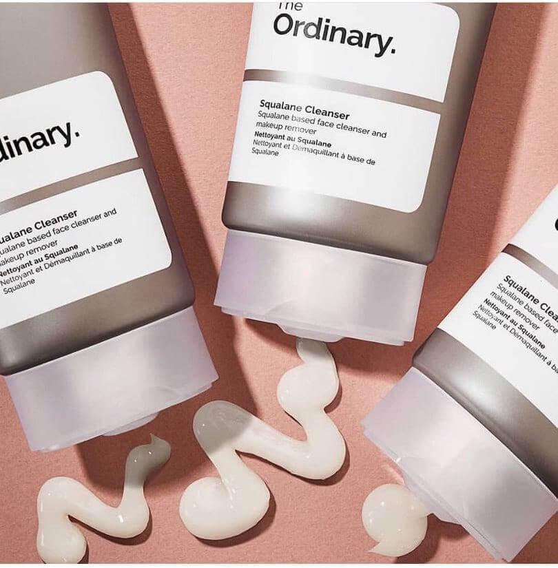 sữa rửa mặt The Ordinary Squalane Cleanser